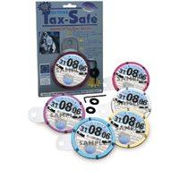 Oxford TaxSafe Tax Disc Holder