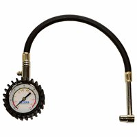 Oxford Tyre Gauge Pro Analogue Pressure Gauge