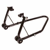 Oxford Big Black Bike Rear Paddock Stand (Wheels upto 17'')