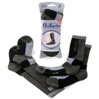 Oxford Oxsocks Long & Regular High Tech Socks