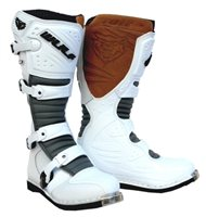 Wulfsport Super Boot -LA (White)