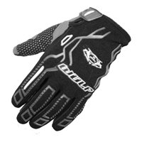 Wulfsport Force MX Gloves (Black)