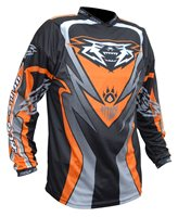 Wulfsport Crossfire Cub Race Shirt Orange