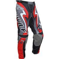 Wulfsport Crossfire Cub Race Pants Red