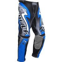 Wulfsport Crossfire Cub Race Pants Blue