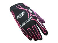 Wulfsport Cub Force MX Gloves (Pink)