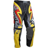 Wulfsport Crossfire Race Pants Yellow
