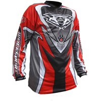 Wulfsport Crossfire Race Shirt Red