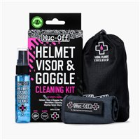Muc-Off Visor,Lens & Goggle Cleaning Kit