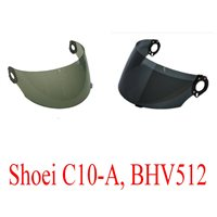 Shoei C10-A BHV512 Visor Fits GRV/SR500/TF108/RF200/TC3