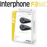 Interphone F3 MC Bluetooth Interphone