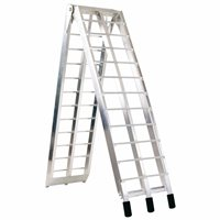 Oxford Aluminium Loading Ramp Curved