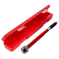 "Teng 1/2"" Drive Torque Wrench 1292AG-EP 40Nm-210Nm in Hard Plastic Case"