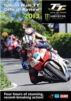 Duke Isle of Man Official Review 2013 4hrs DVD