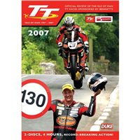 Duke Isle of Man Official Review 2007 4hrs DVD