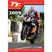 Duke Isle of Man Official Review 2009 4hrs DVD