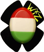 WIZ Italy Flag Knee Sliders
