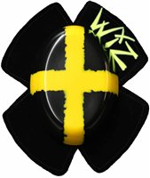 WIZ St Davids Flag  Knee Sliders