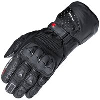 Held Air n Dry Motorcycle Gloves (Gore-Tex Gloves, Black)