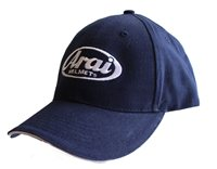Arai Genuine Baseball Cap Navy