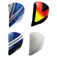 Arai Chaser Holder Sets / Side Pod (Multicolour)
