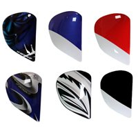 Arai Viper GT Holder Sets / Side Pods (Multicolour)