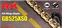 RK Gold X-RING XSO Road Bike Chain 520 525 530