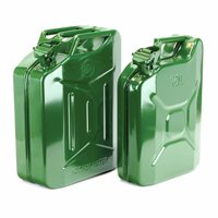 Fuel Jerry Cans by Bikeit