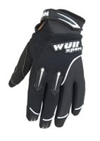 Wulfsport Stratos MX Gloves (Black)