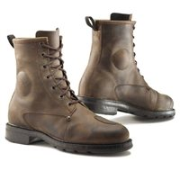 TCX X-Blend Waterproof Motorcycle Boots (Brown)