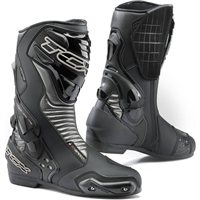 TCX S-Speed Waterproof Motorcycle Boots (Black/Graphite)