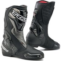 TCX S-Speed Motorcycle Boots (Black/Graphite)