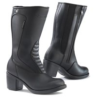 TCX LADY CLASSIC Waterproof Motorcycle Boots (Black)