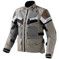 Revit Cayenne Pro Textile Motorcycle Jacket (Sand/Black)