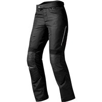 Motorcycle Trousers Factor 3 Ladies (Black) by Revit