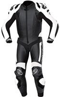 Held RACE-EVO One Piece Race Suit (Black/White)