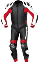 Held RACE-EVO One Piece Race Suit (White/Red)