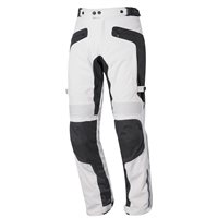Held Acona Textile Motorcycle Trousers (Grey-Black)