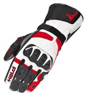 Held Evo-Thrux Motorcycle Gloves (Black/Red)