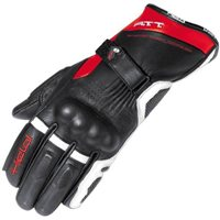 Held Troy Motorcycle Gloves (Black/Red)
