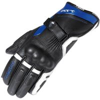 Held Troy Motorcycle Gloves (Black/Blue)