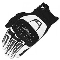 Held BackFlip Motocross Gloves (White/Black)