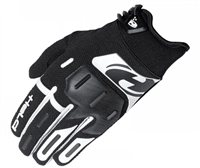 Held Hardtack Motocross Gloves (Black/White)