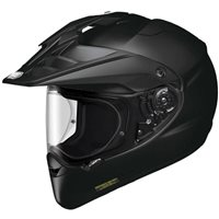 Shoei Hornet ADV Motorcycle Helmet (Matt Black)