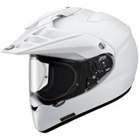 Shoei Hornet ADV Motorcycle Helmet (White)