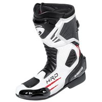 Held Donington Motorcycle Boots (Black/White)