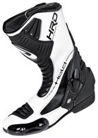 Held Cartagena Motorcycle Boots (Black/White)