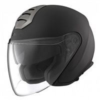 Schuberth M1 London Matt Black Open Face Helmet