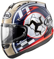 Arai TT 2015 Helmet with FREE DARK VISOR