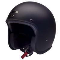 Hedon Hedonist COAL Open Faced Motorcycle Helmet